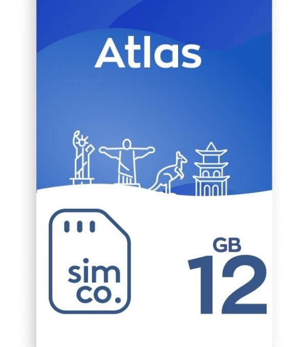 Plan Atlas 12 GB